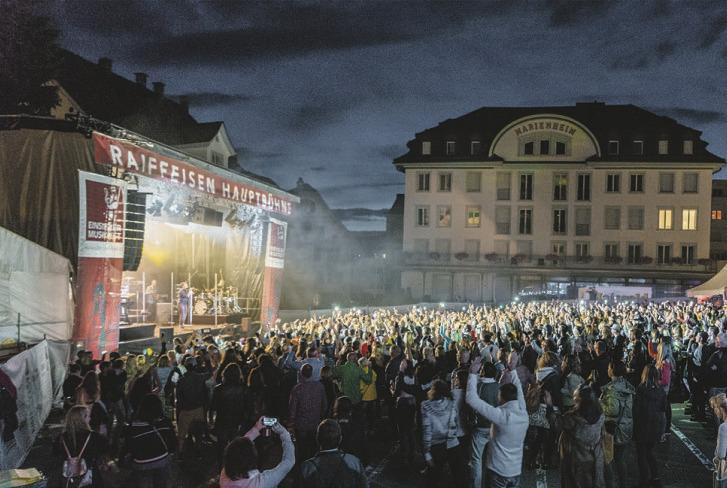 Einsiedler Musikfest macht hohen Verlust  und findet 2020 trotzdem wieder statt
