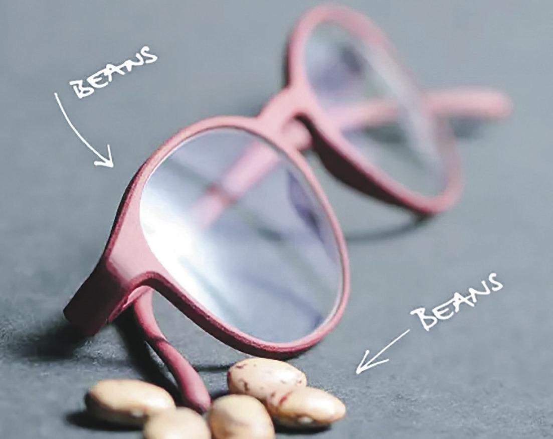 Neu bei Optik Kälin: Brillen aus Bohnen
