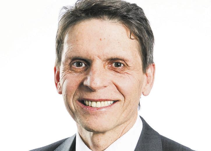 Nach fünfeinhalb Jahren gibt  Andreas Marty SP-Präsidium ab