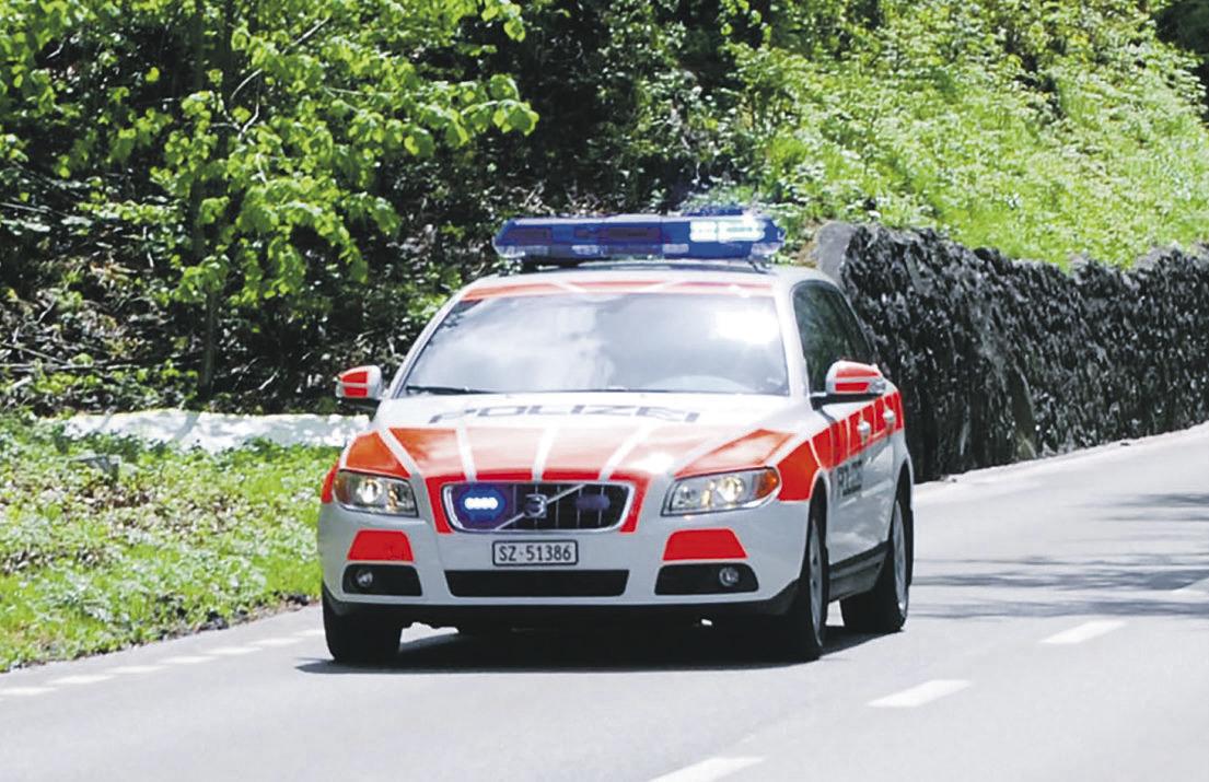 Der Kanton Schwyz kauft seine Fahrzeuge mit Augenmass ein