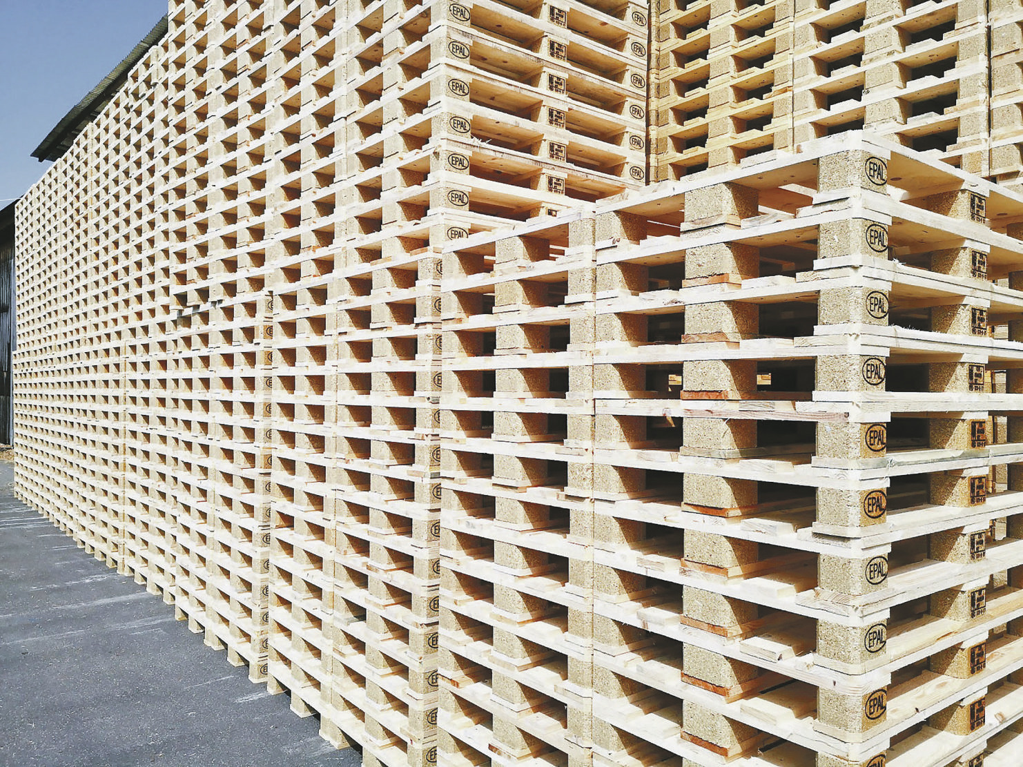 Auch in Einsiedeln wird das Holz knapp