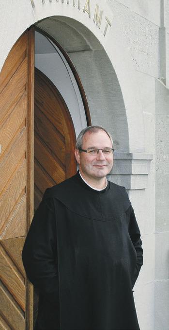 «Die Kirche macht immer mehr Platz»