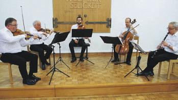 «Accento musicale» in Einsiedeln