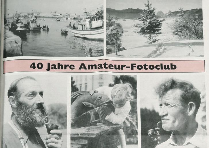 Die Wiedergeburt des «Amateur-Fotoclubs Einsiedeln»