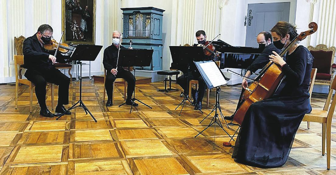 Endlich wieder Kultur – Accento musicale  mit Mendelssohn und Brahms