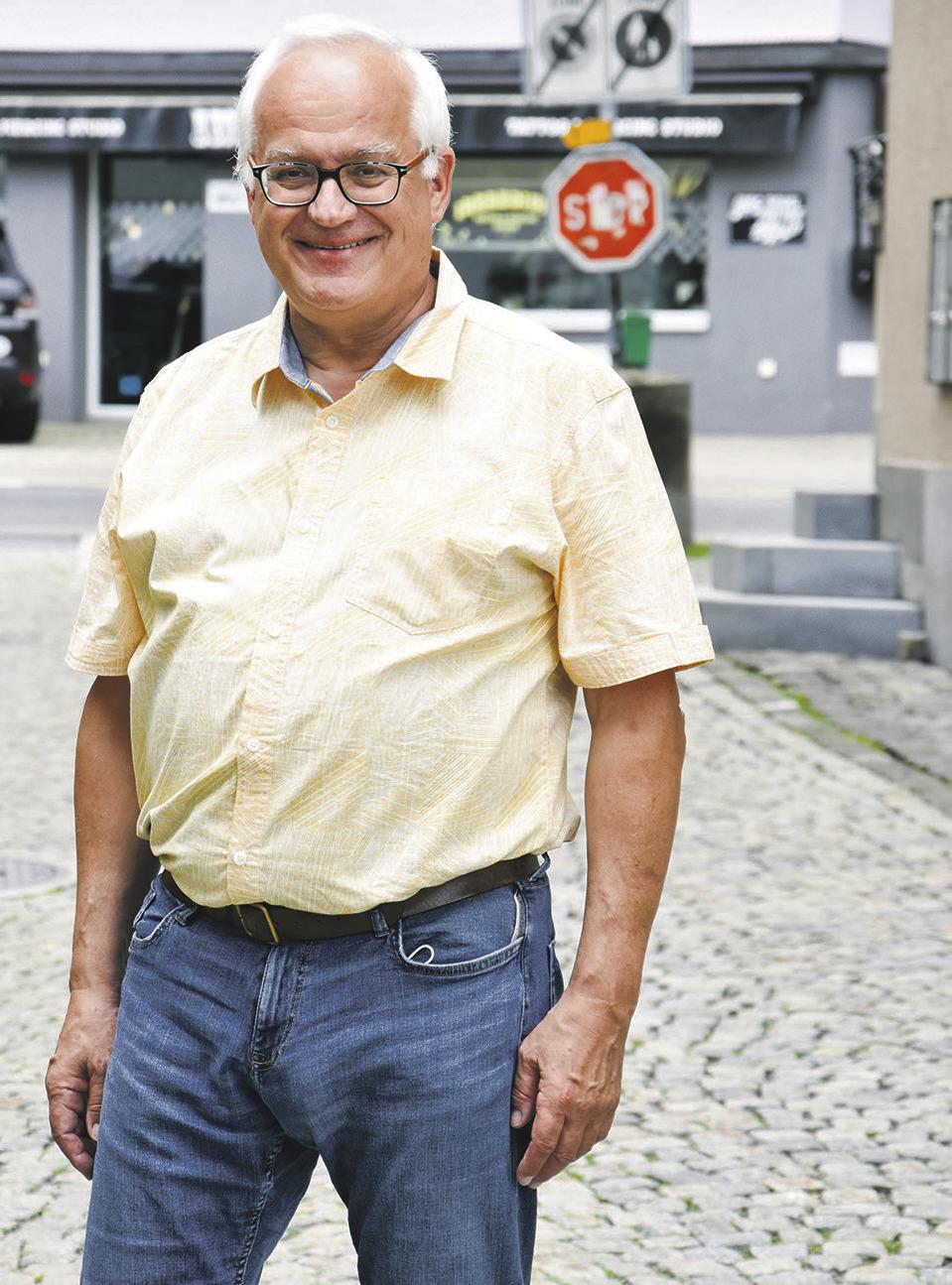 «Ich bin der letzte Schreiber in Alpthal, der gewählt worden ist»