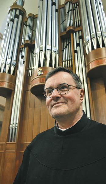Drittes Orgelkonzert im Kloster