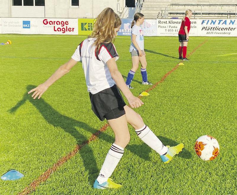 «Freude am Fussball das Wichtigste»